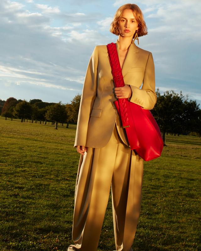 Image from Stella McCartney fashion shoot