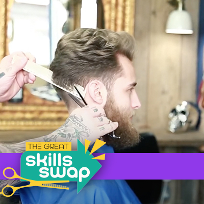 How to create the perfect surfer pomp