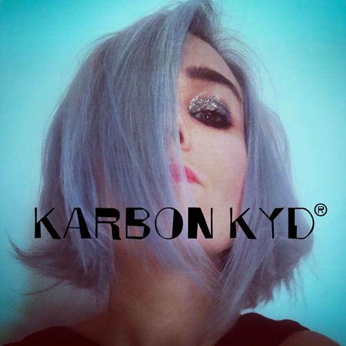 Karbon Kyd grey coloured bob