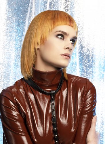 'Neo Futurism' by Hugh Campbell Hair Group Limerick