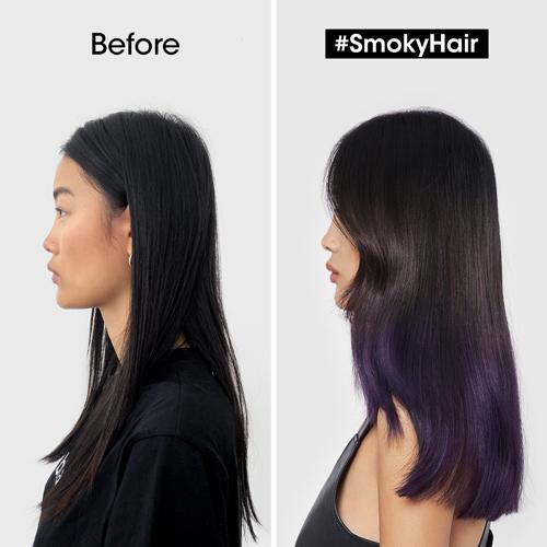 L'Oréal Professionnel Paris Smoky Hair Cool Plum