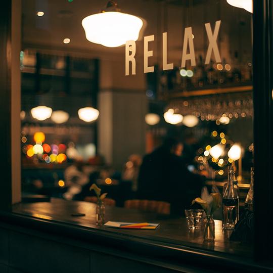 Five quick ways to de-stress