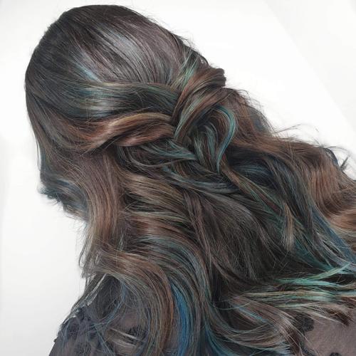 Hair colour by @lorettamarie_hair