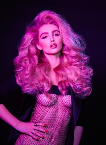 'Digi-Connect' by James Earnshaw for ghd
