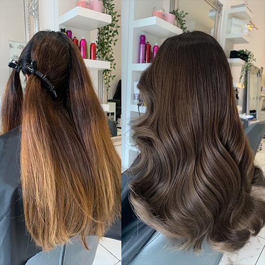 Sofia Din Hair