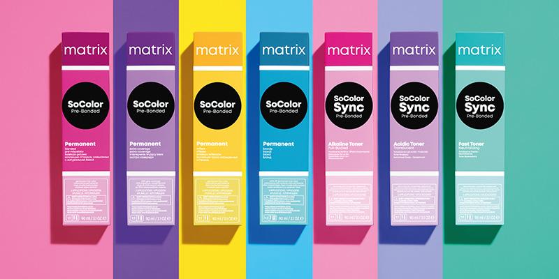 Matrix Socolor