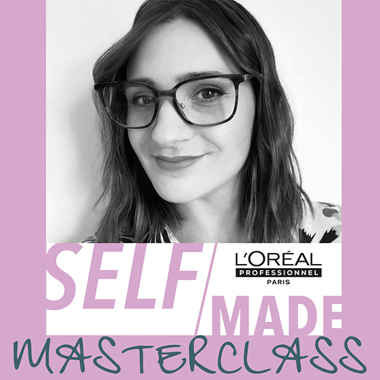 SELF/MADE MASTERCLASS with L'Oréal Professionnel Paris