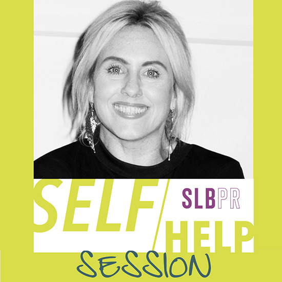 SELF/HELP Session with SLBPR founder Sharon Brigden