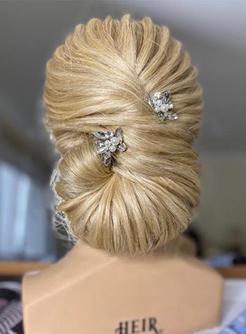 Elizabeth Rita Bridal Hair