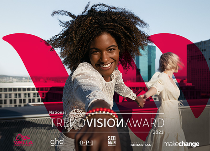 Wella Professionals TrendVision Award promo
