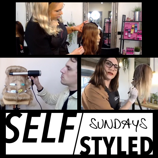 No fear here! Building confidence with SELF/STYLED Sunday