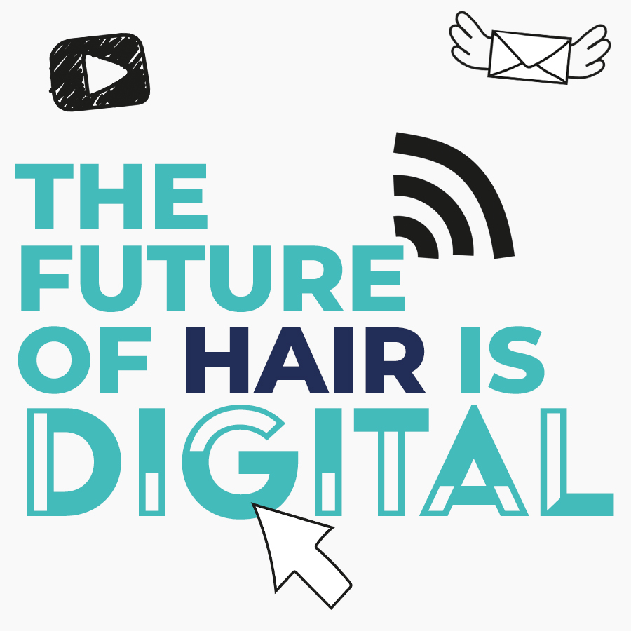 The future of hair is digital