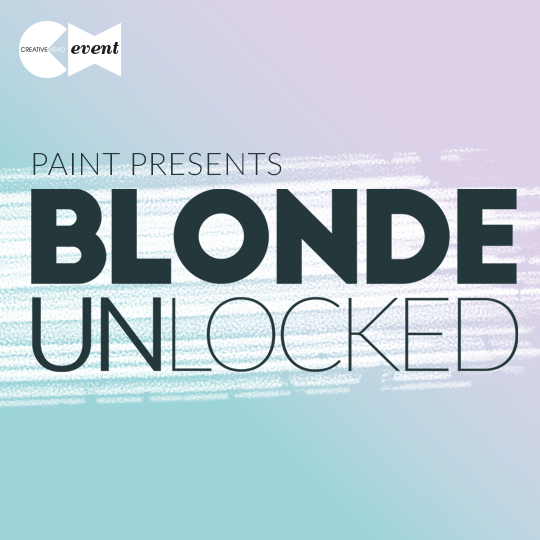 Unlock The Blonde Story for 2021