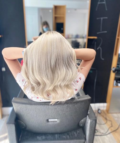 Amelia Tooze Combers Hair Salon @ameliajtooze_hair