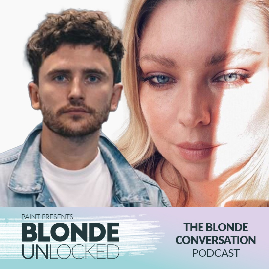 The Blonde Conversation: Episode Two – Jack Baxter and Sara Hill