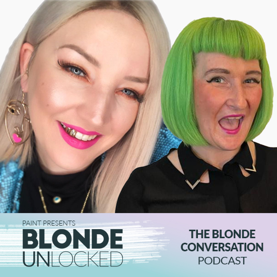 The Blonde Conversation: Episode Four – Lisa Farrall and Lindsey Murphy