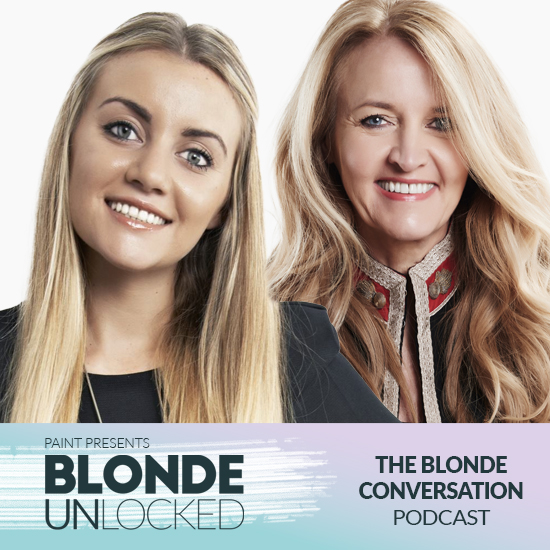 The Blonde Conversation: Episode Three – Sally Montague and Angel Montague Sayers