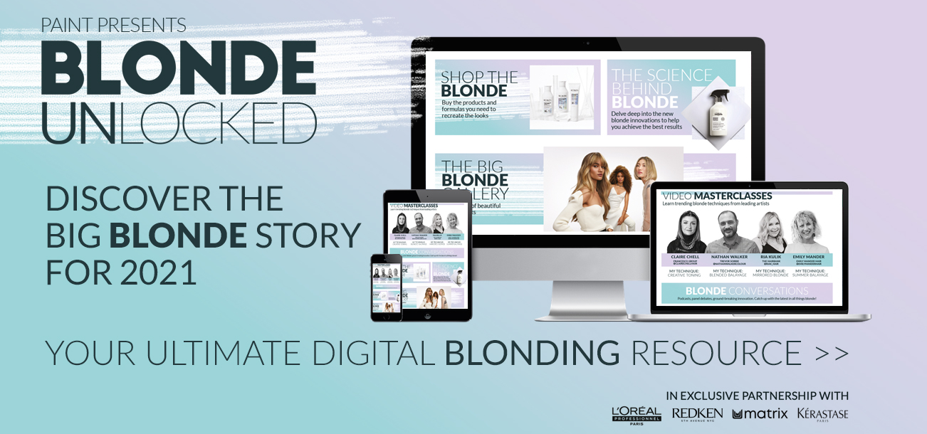Discover Blonde Unlocked
