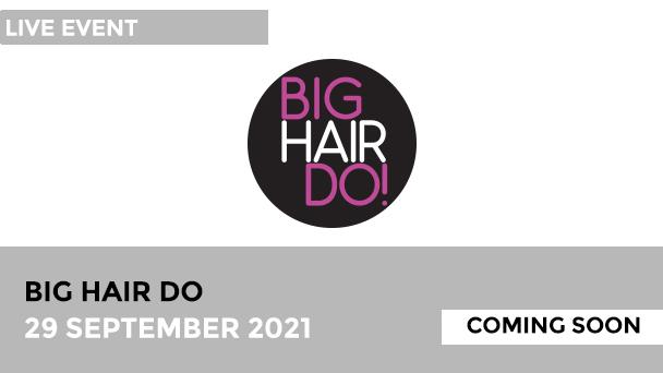 Big Hair Do September calendar alert