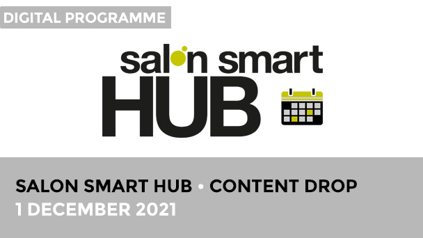 Salon Smart HUB calendar alert December