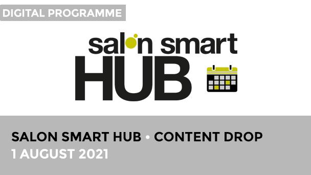 Salon Smart HUB calendar alert August