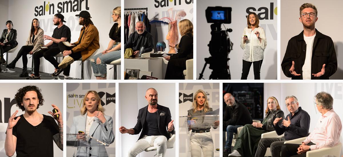Salon Smart Live 2021 presenters