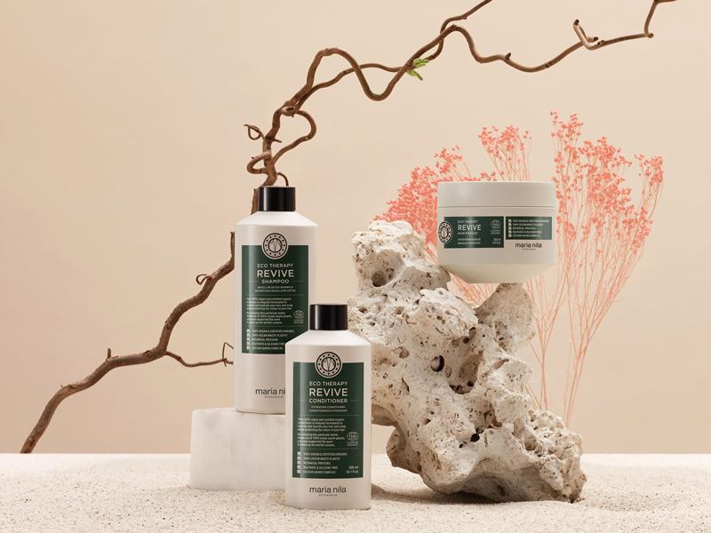 Maria Nila revive products