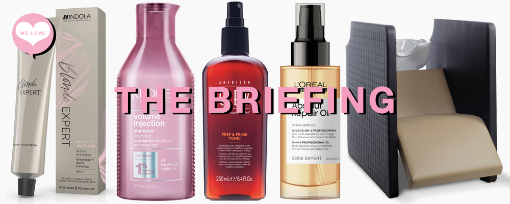 New hair product launches June 2021