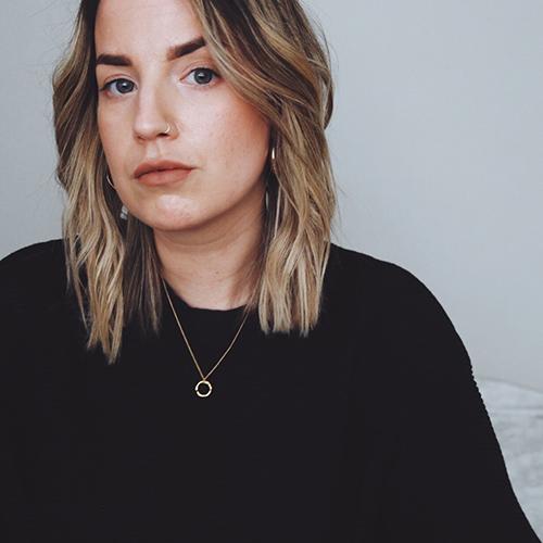 Headshot of hairdresser Mary Forester