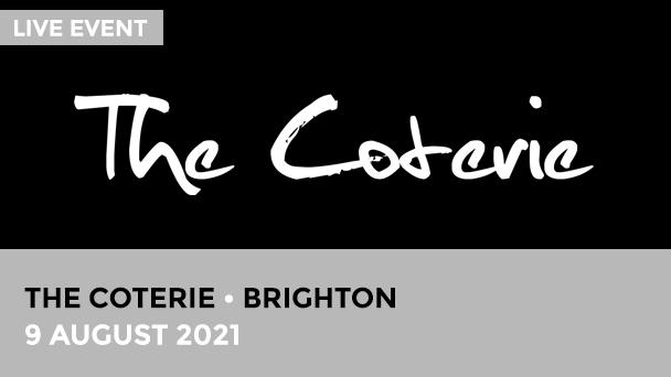 The Coterie Brighton graphic