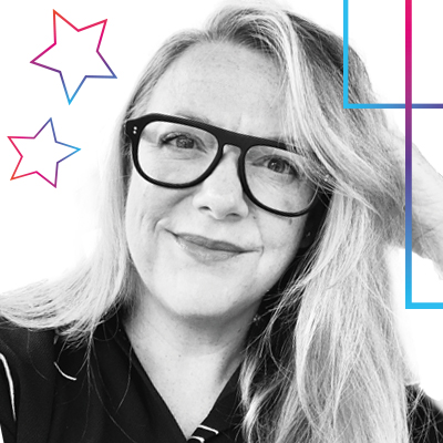 Amanda Nottage, editor of Creative HEAD Magazine