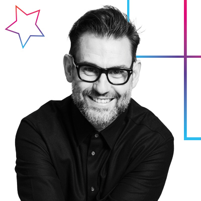 Dylan Bradshaw, salon owner, editorial stylist and Activator mentor