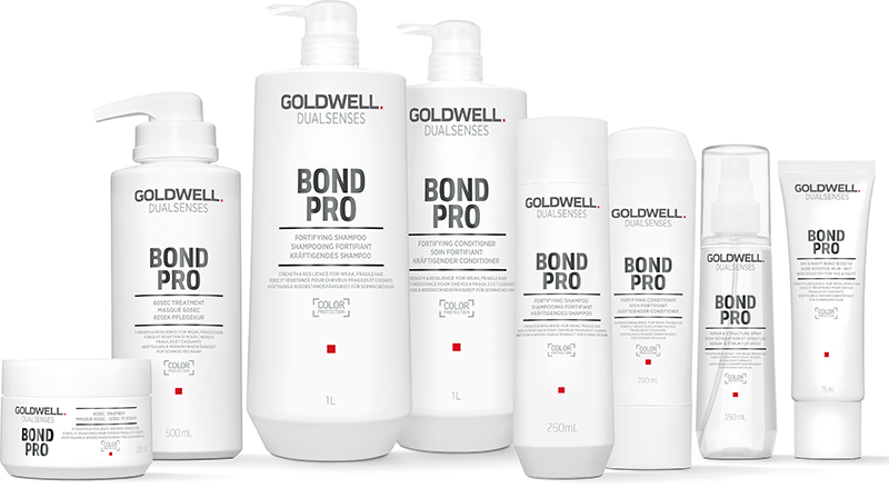 Goldwell Dualsenses product line