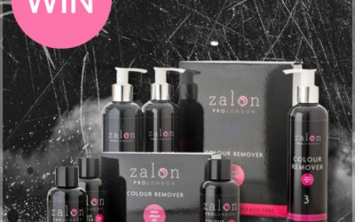 WIN one of three colour removal bundles from Zalon!
